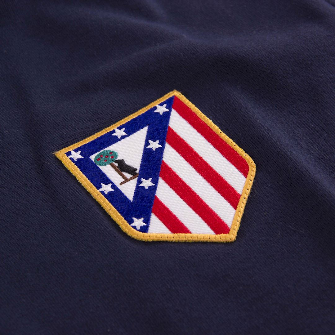 Atletico de Madrid 1969 Retro Football Jacket | 3 | COPA