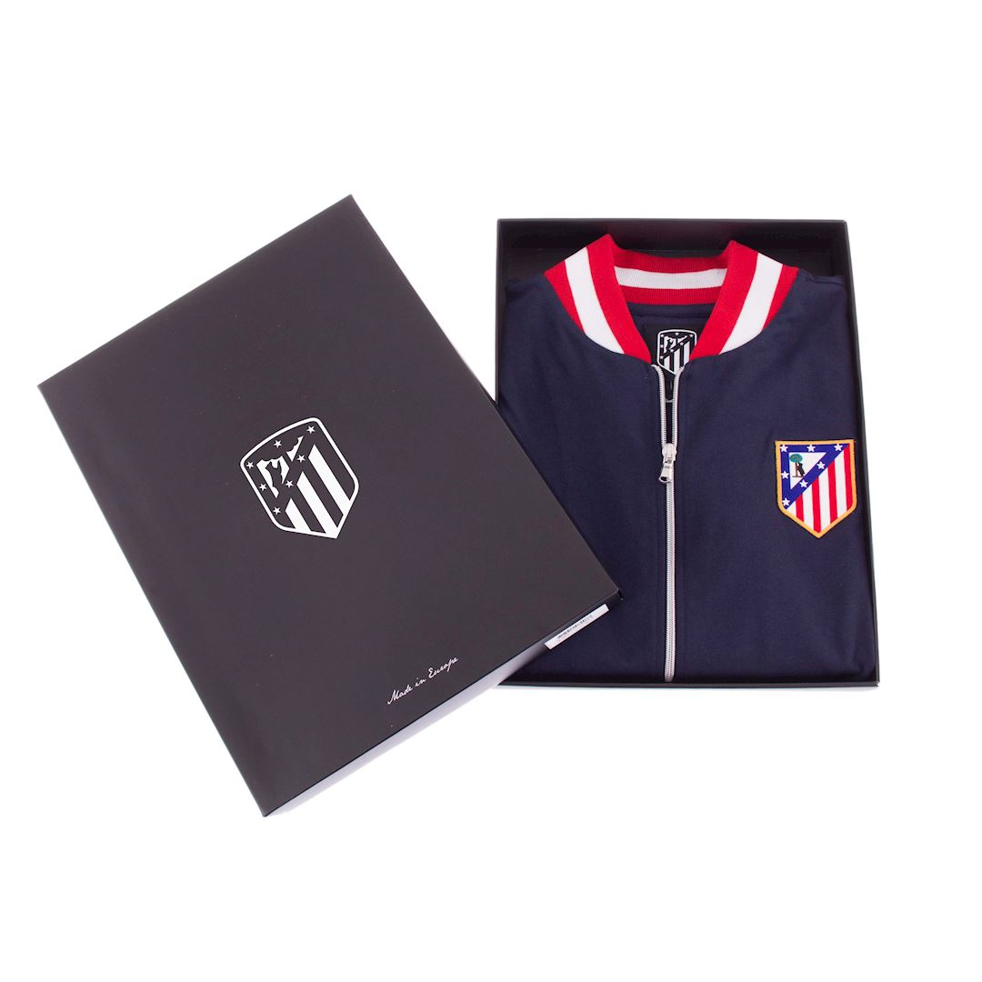 Atletico de Madrid 1969 Retro Football Jacket | 6 | COPA