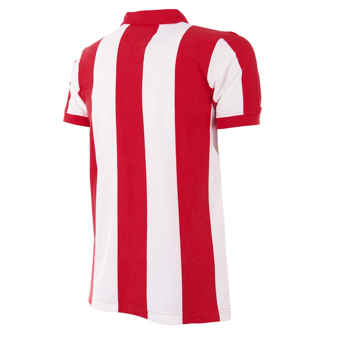 Atletico de Madrid 1970 - 71 Retro Football Shirt | 4 | COPA