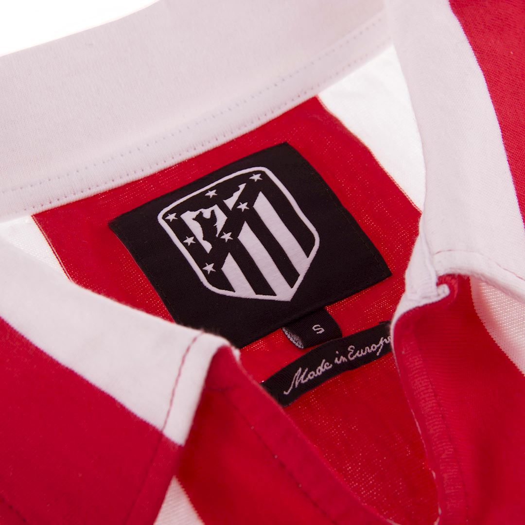 Atletico de Madrid 1970 - 71 Retro Football Shirt | 5 | COPA