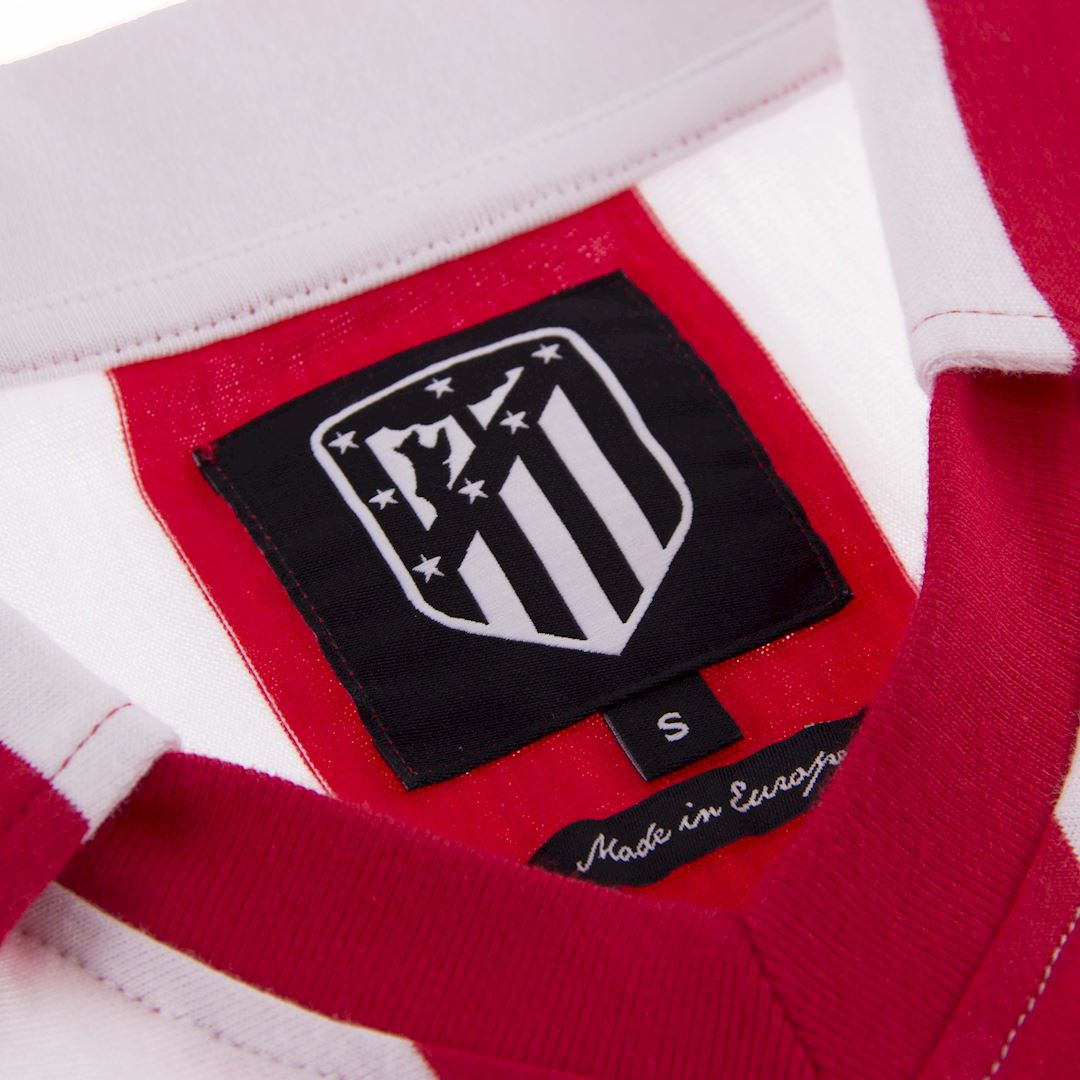 Atletico de Madrid 1985 - 86 Retro Football Shirt | 5 | COPA