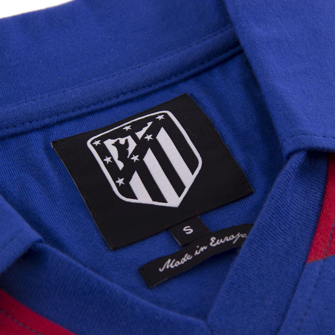 Atletico de Madrid 1986 Third Retro Football Shirt | 5 | COPA