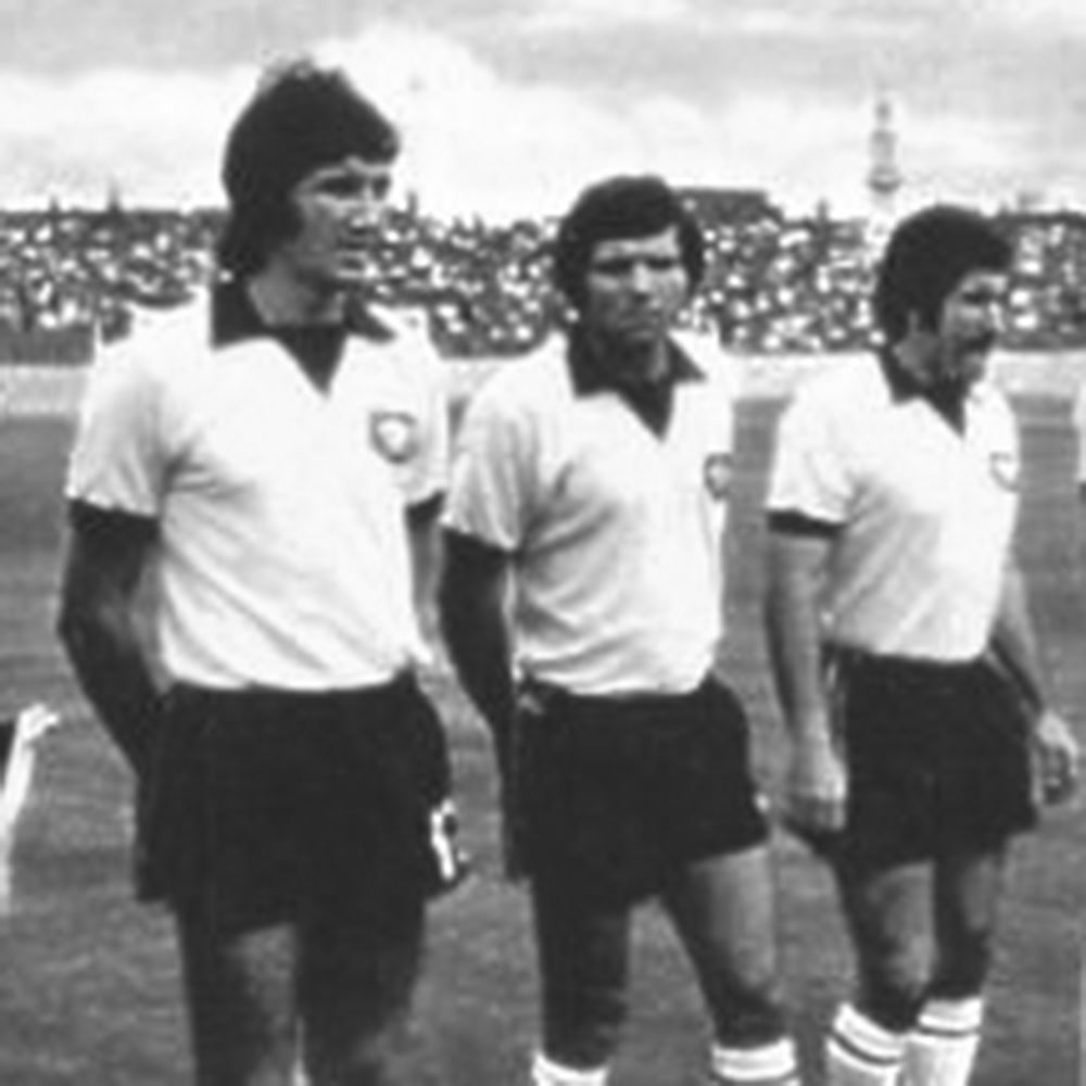 Australië World Cup 1974 Retro Voetbal Shirt | 2 | COPA