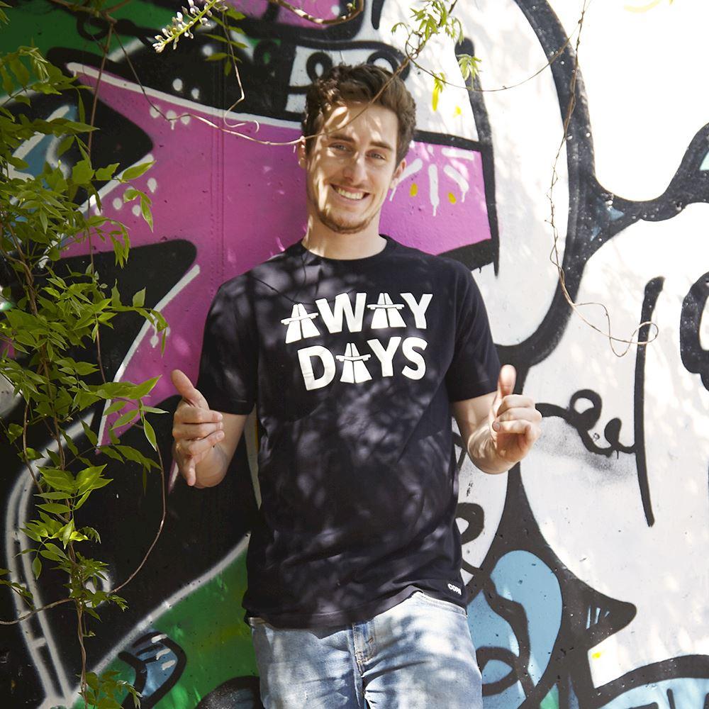 Away Days T-Shirt   6   COPA