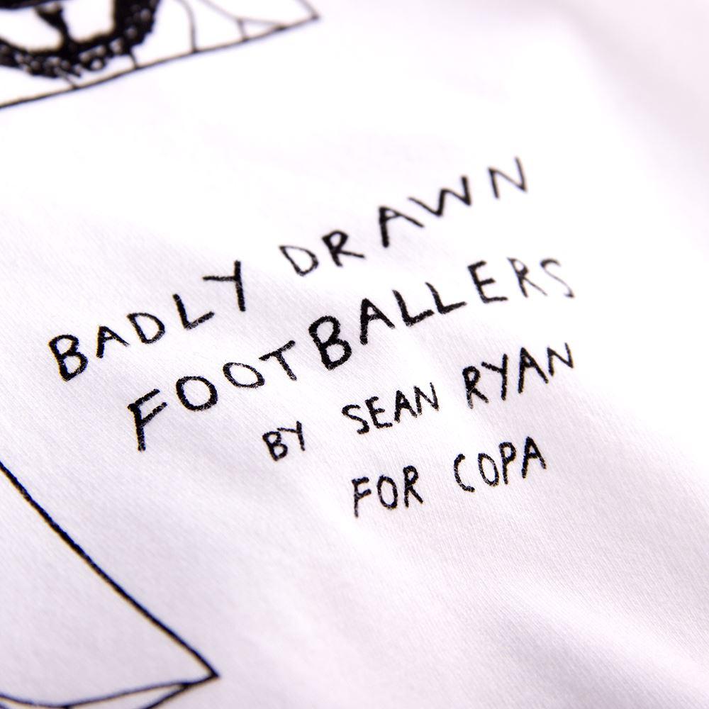 Badly Drawn Footballers T-Shirt | 5 | COPA