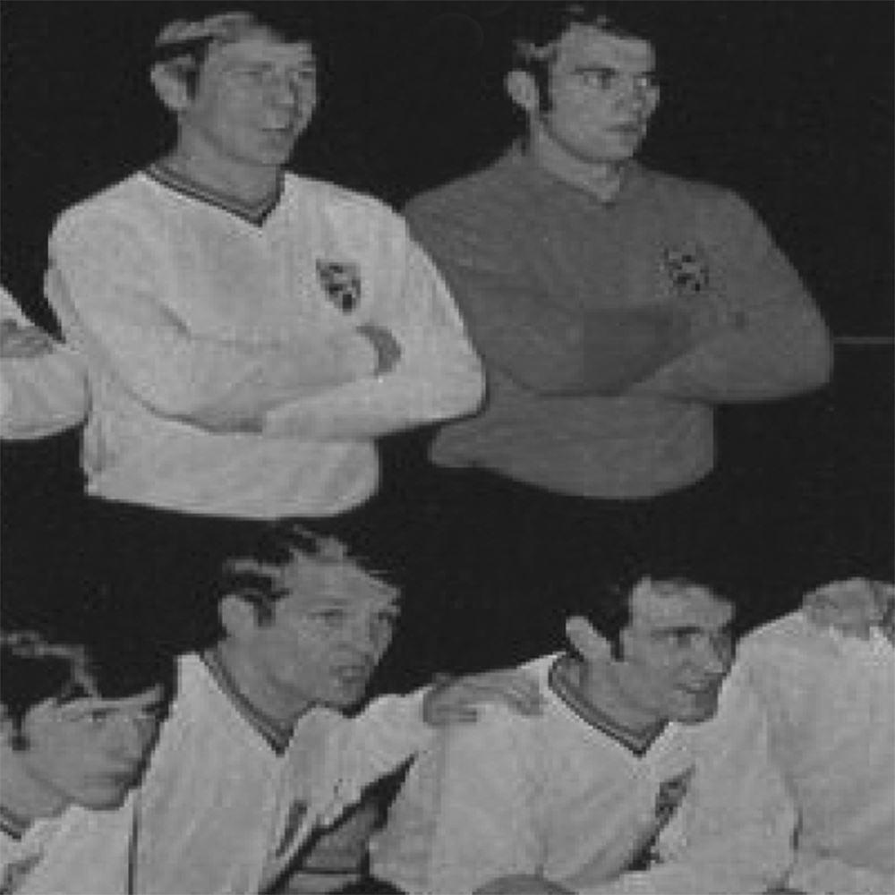 Belgium Away 1970's Retro Football Shirt | 2 | COPA