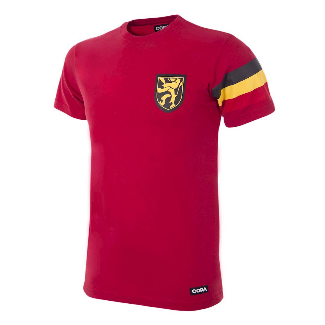 Belgium Captain T-Shirt   1   COPA