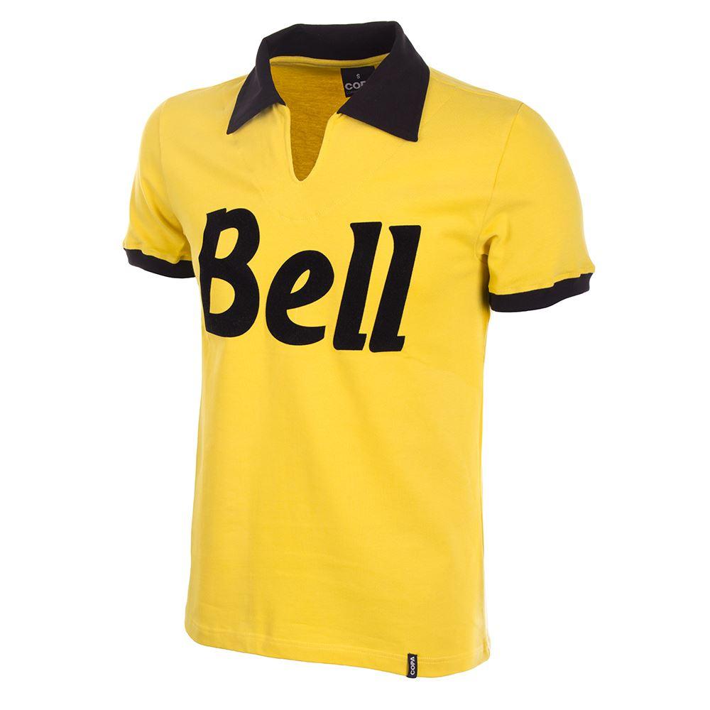 Berchem Sport 1970's Retro Football Shirt | 1 | COPA