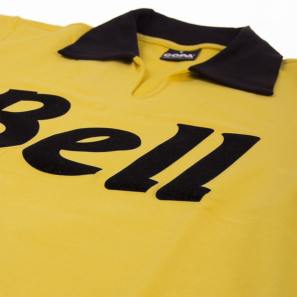 Berchem Sport 1970's Retro Football Shirt | 5 | COPA