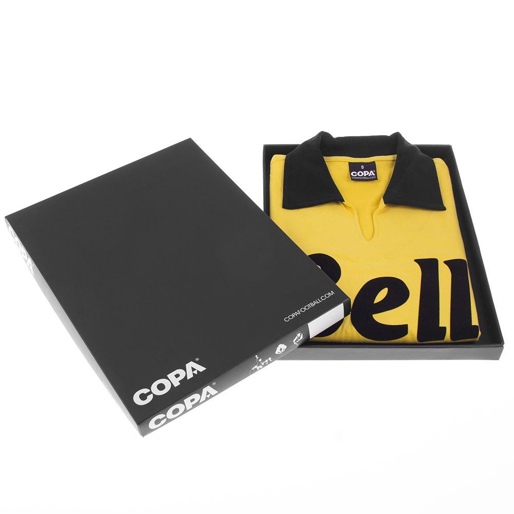 Berchem Sport 1970's Retro Football Shirt | 6 | COPA