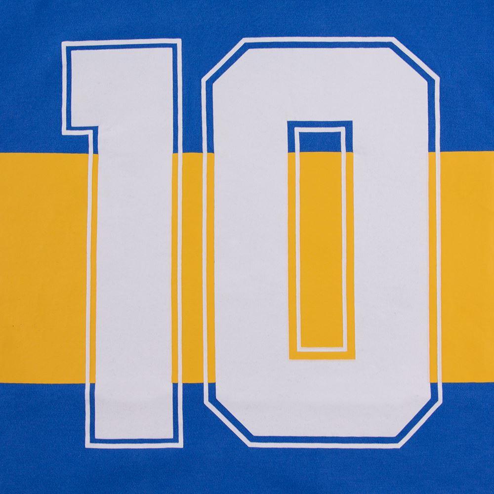 6985 | Boca Number 10 T-Shirt | 2 | COPA