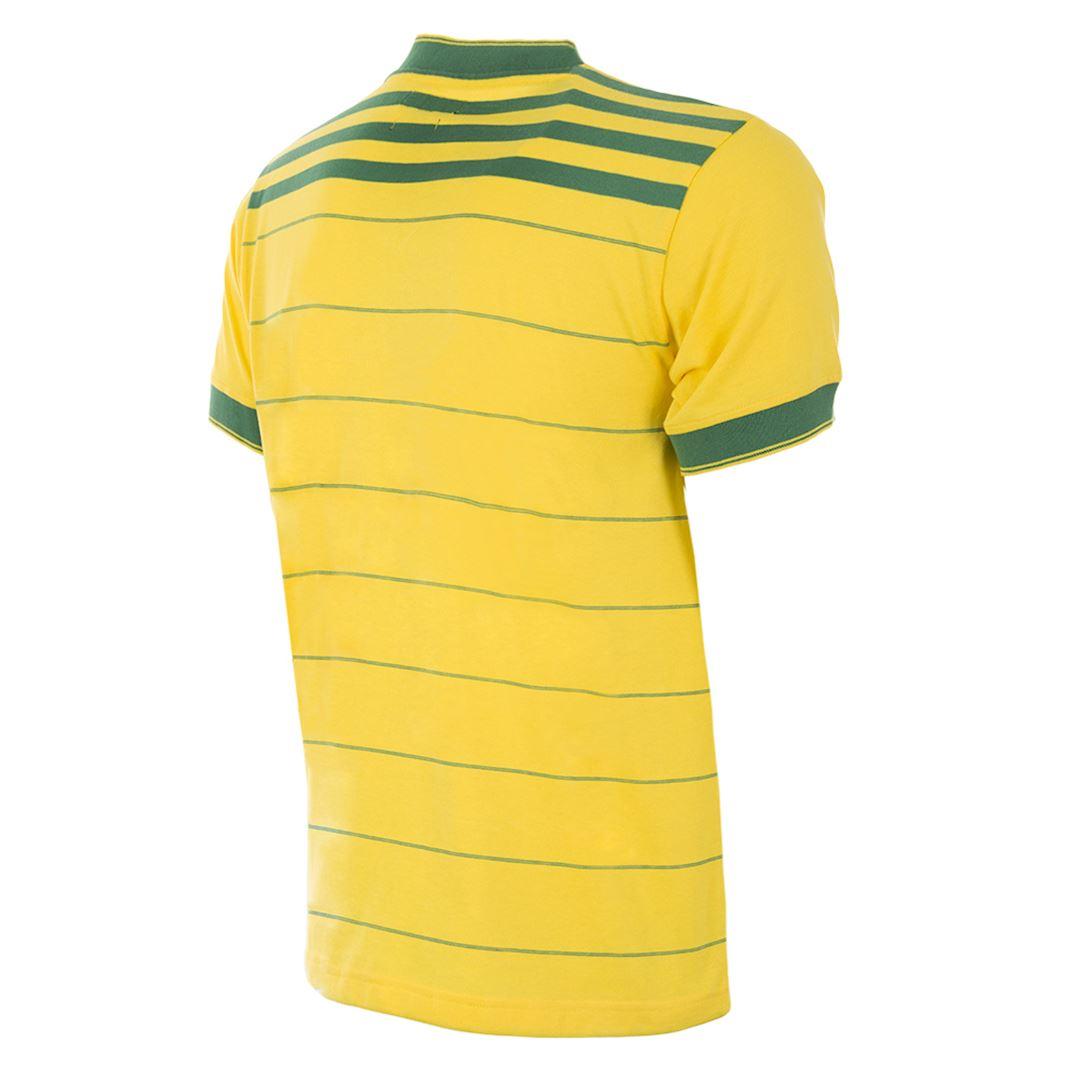 Brazil 1984 Retro Football Shirt | 3 | COPA