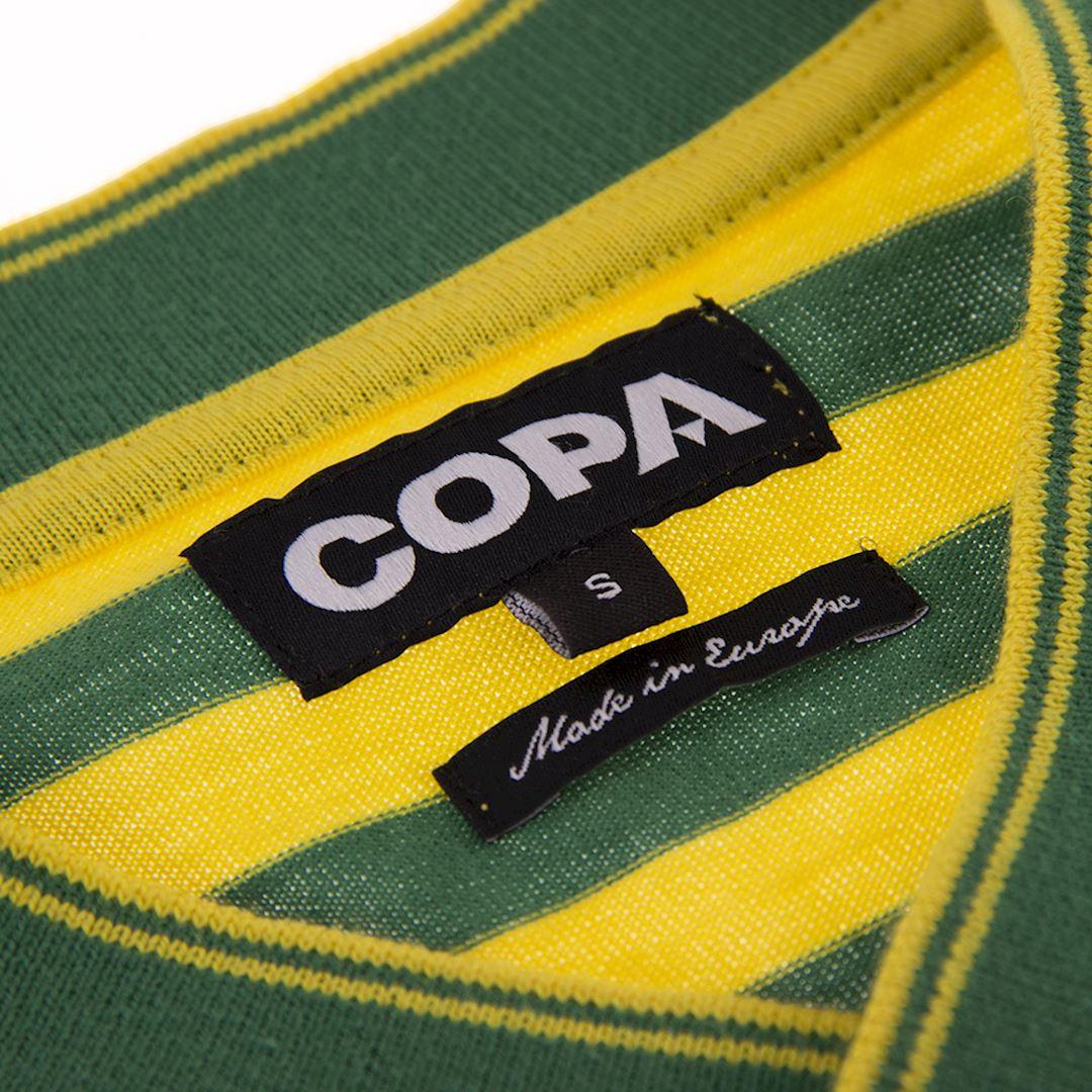 Brazil 1984 Retro Football Shirt | 5 | COPA