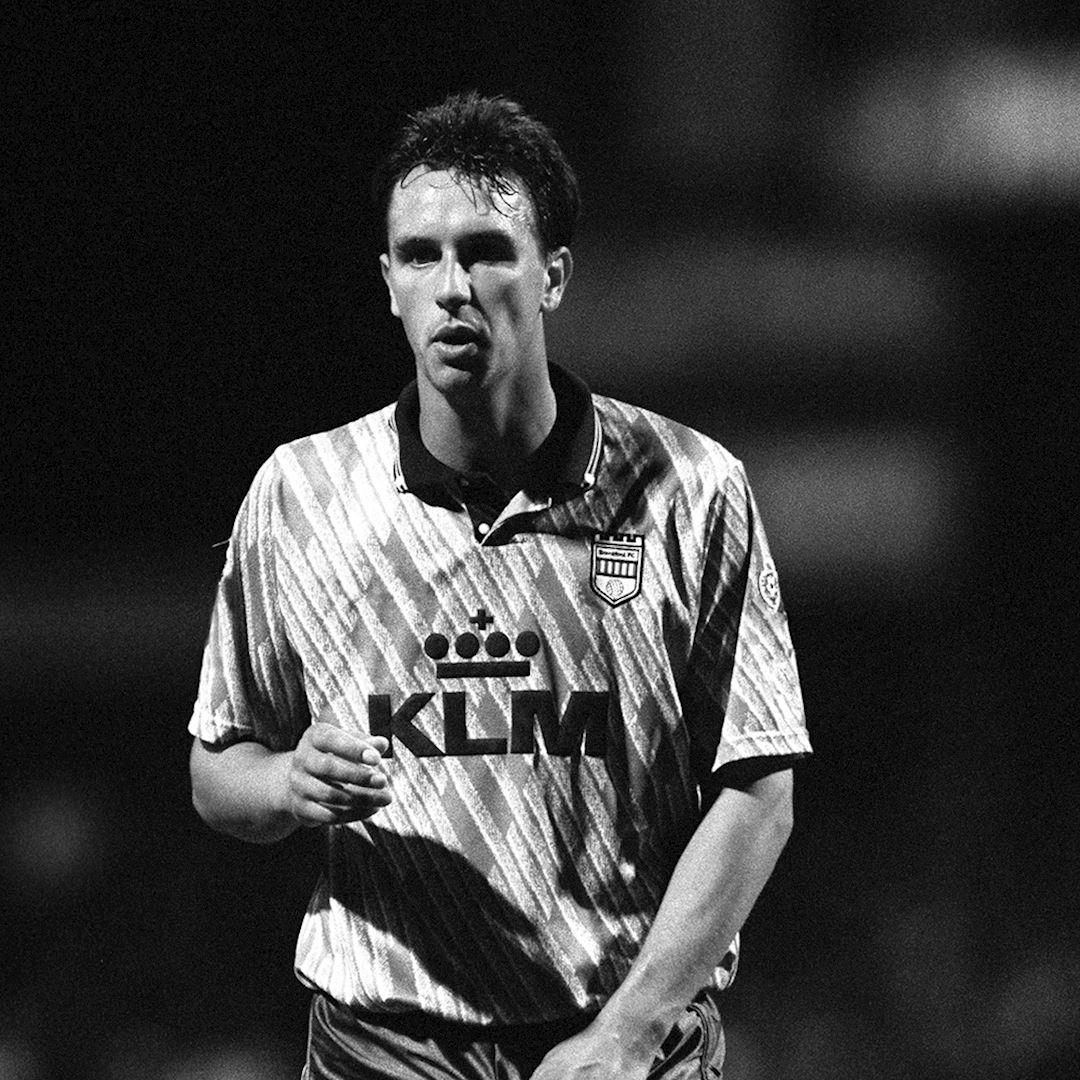 Brentford FC 1992 - 94 Away Retro Football Shirt   2   COPA