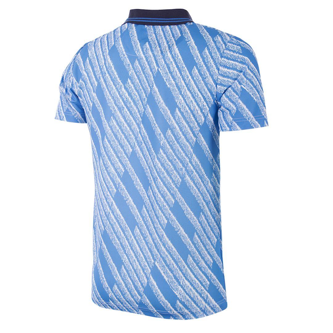 Brentford FC 1992 - 94 Away Retro Football Shirt   5   COPA