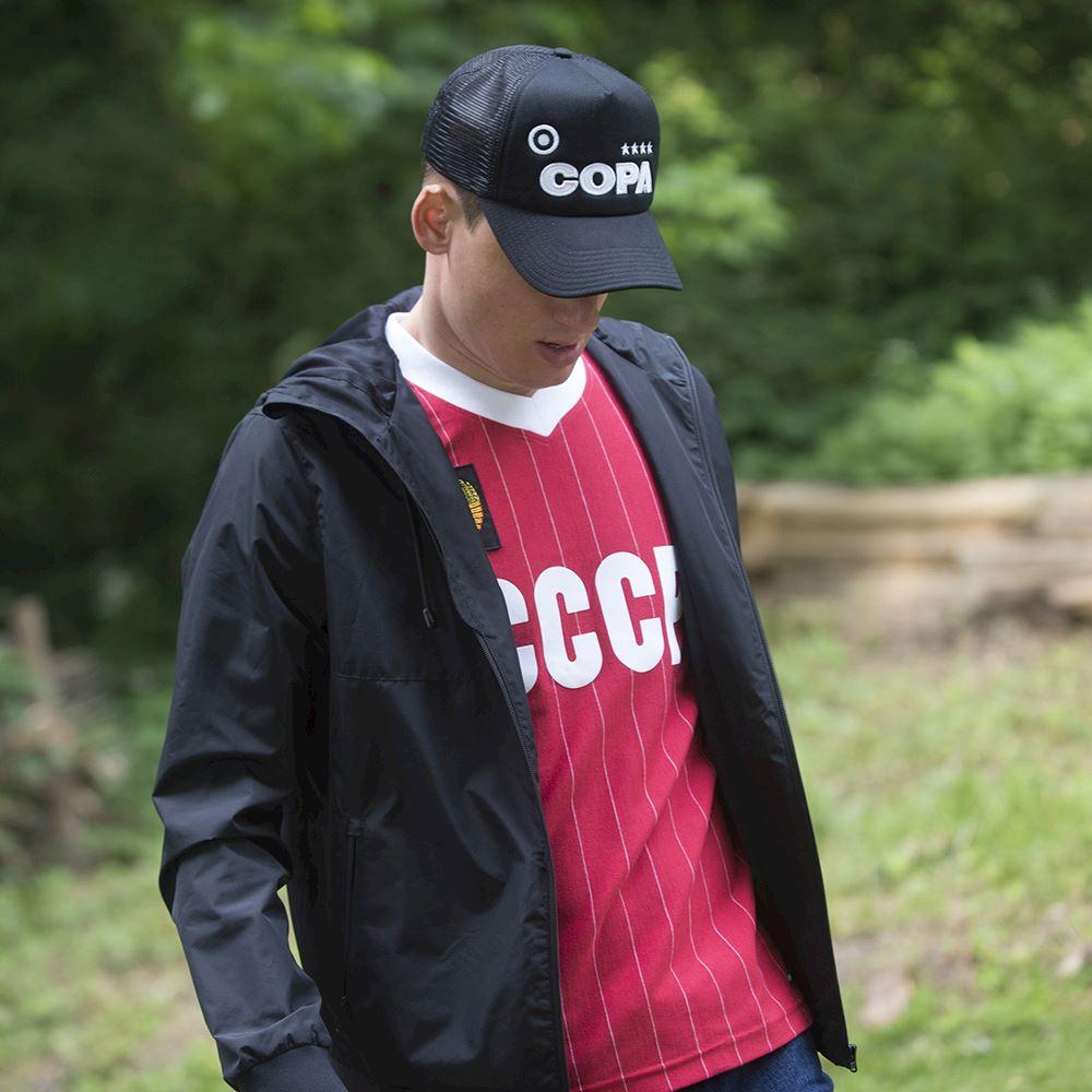 CCCP 1982 World Cup Camiseta de Fútbol Retro | 7 | COPA