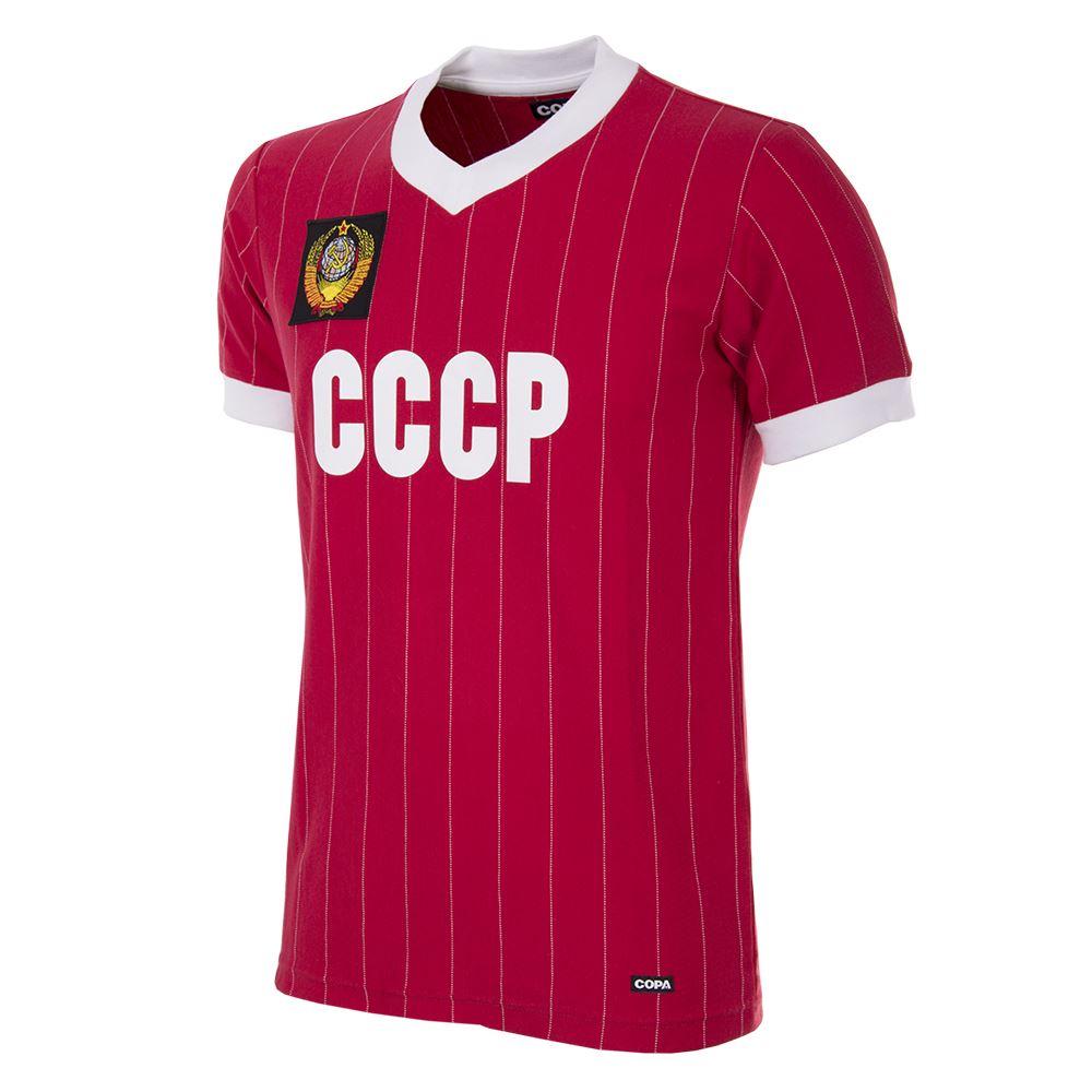 CCCP 1982 World Cup Camiseta de Fútbol Retro | 1 | COPA