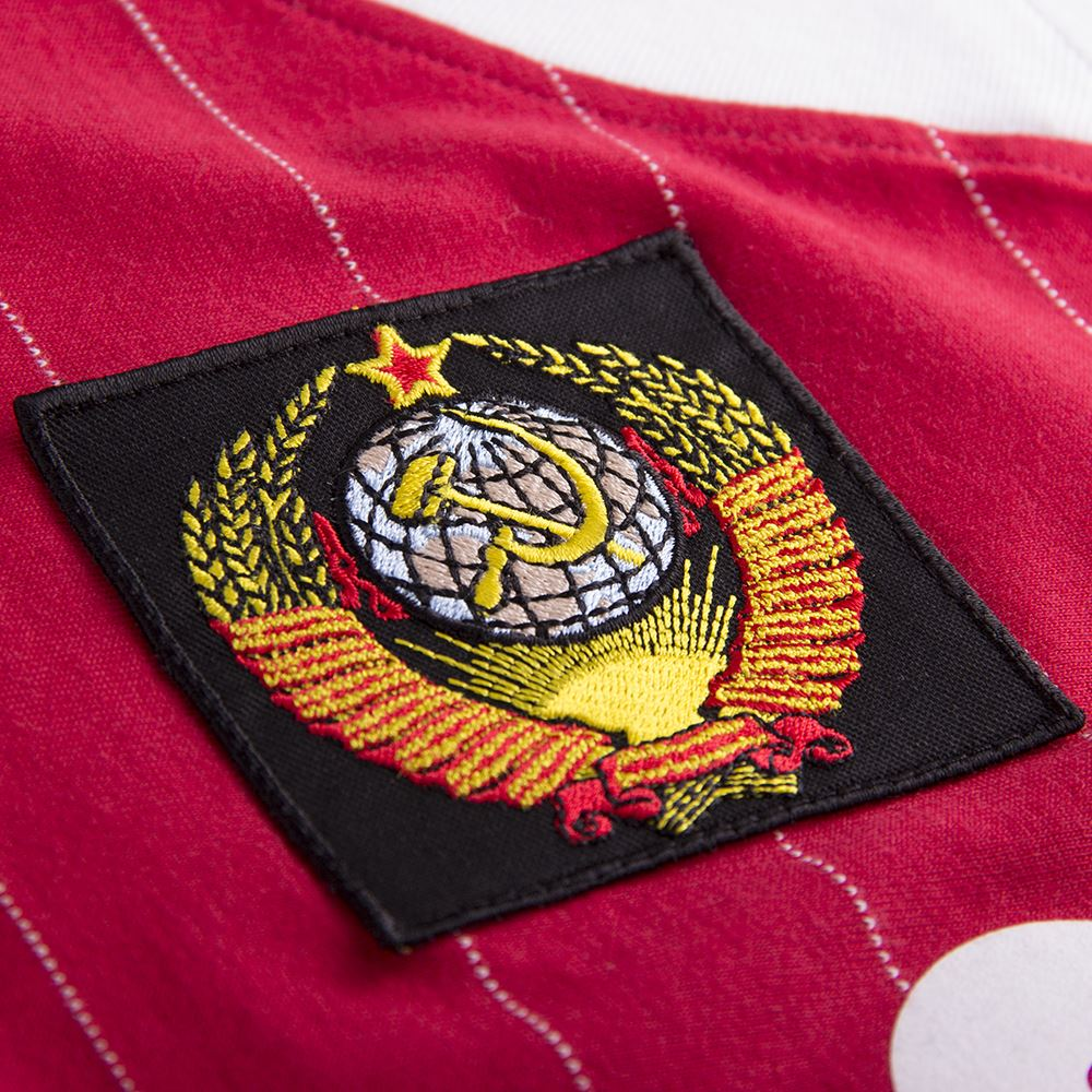 CCCP 1982 World Cup Camiseta de Fútbol Retro | 3 | COPA