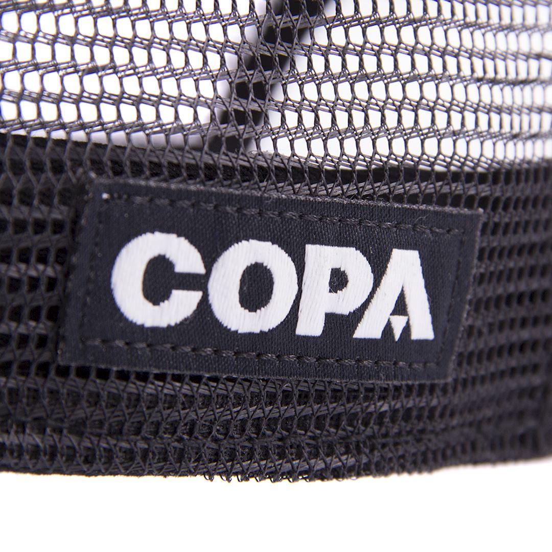 COPA 3D Black Logo Trucker Cap | 6 | COPA