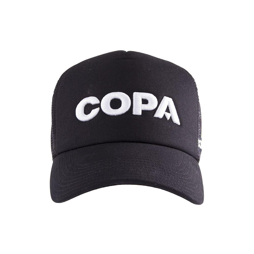 COPA 3D White Logo Trucker Cap | 2 | COPA