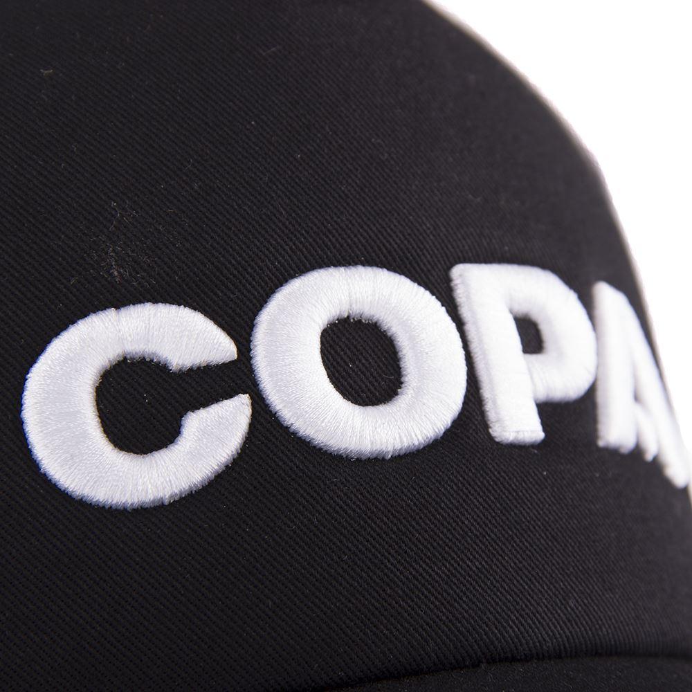 COPA 3D White Logo Trucker Cap | 6 | COPA