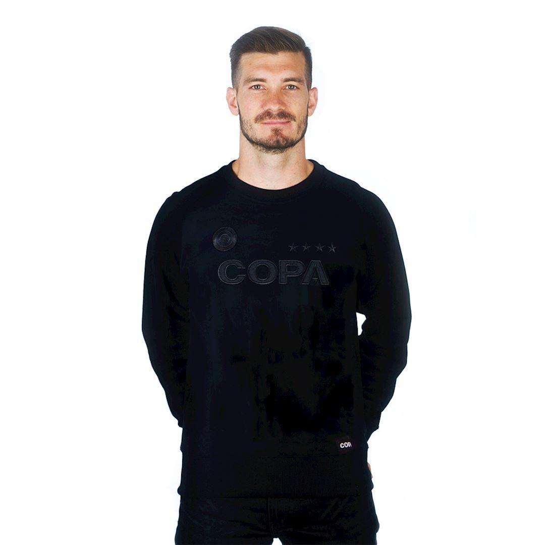 COPA All Black Logo Sweat | 6 | COPA
