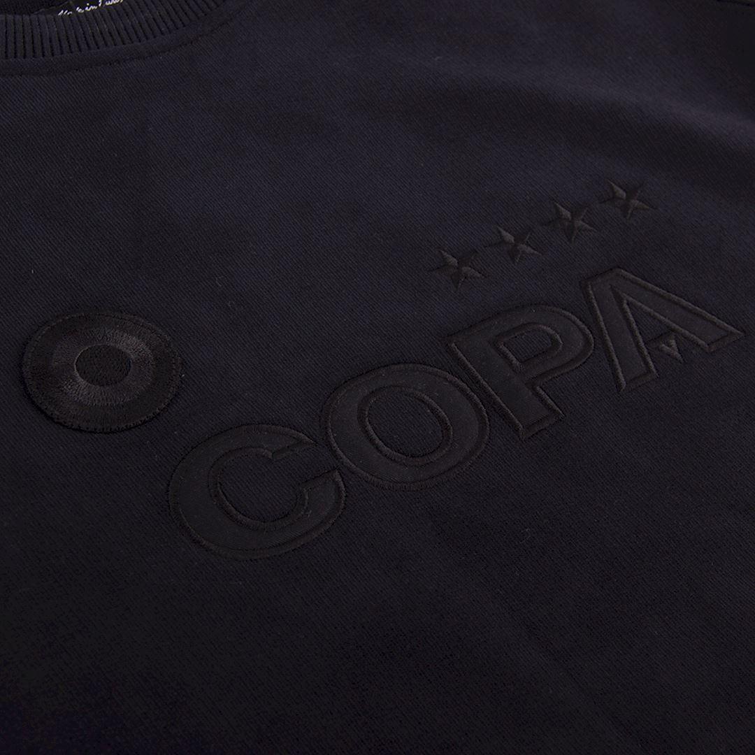 COPA All Black Logo Sweater | 4 | COPA