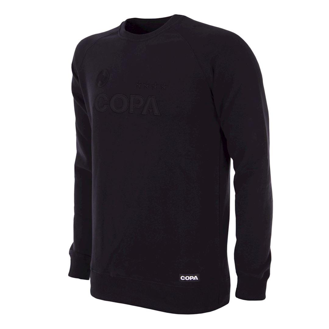 COPA All Black Logo Sweat | 1 | COPA