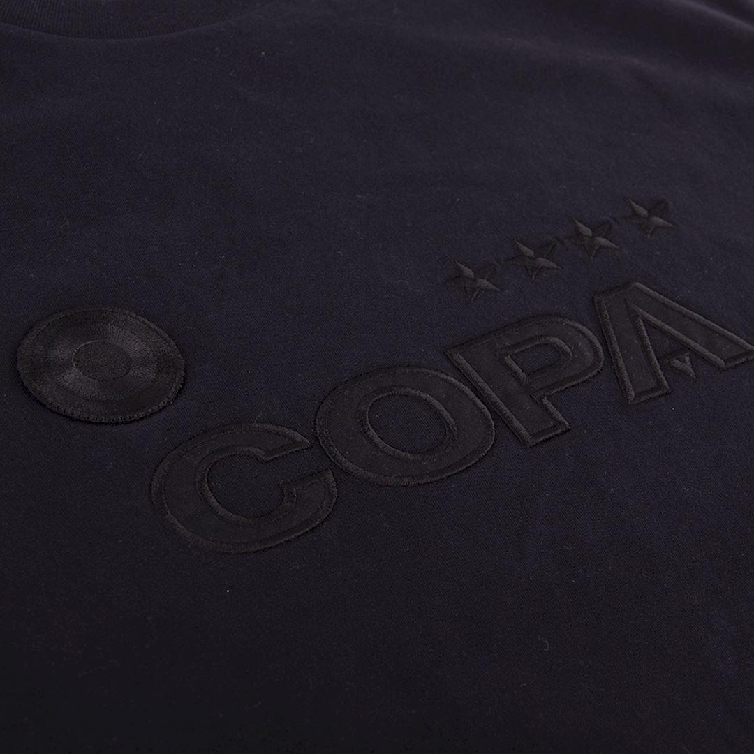 COPA All Black Logo T-Shirt   4   COPA