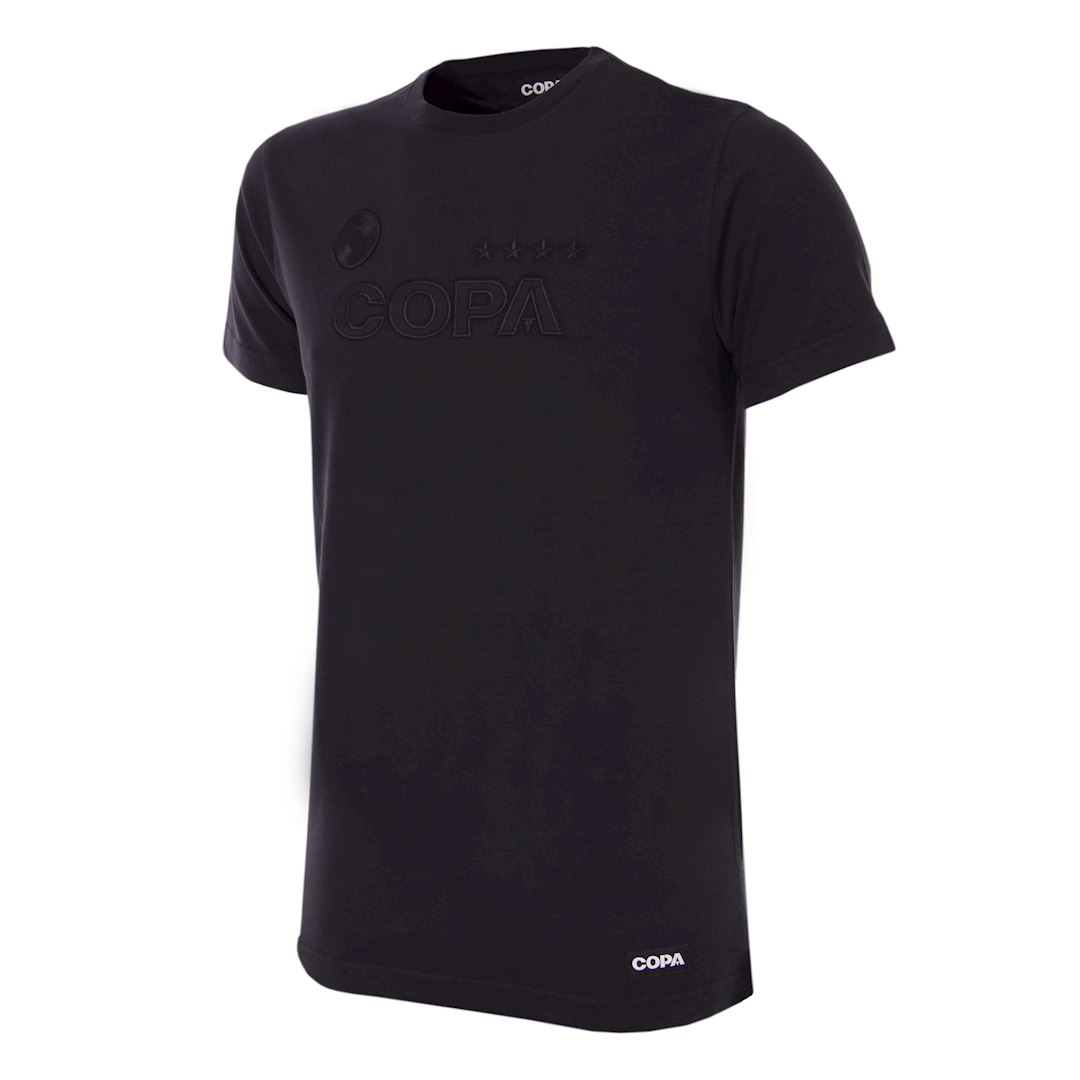 COPA All Black Logo T-Shirt | 3 | COPA