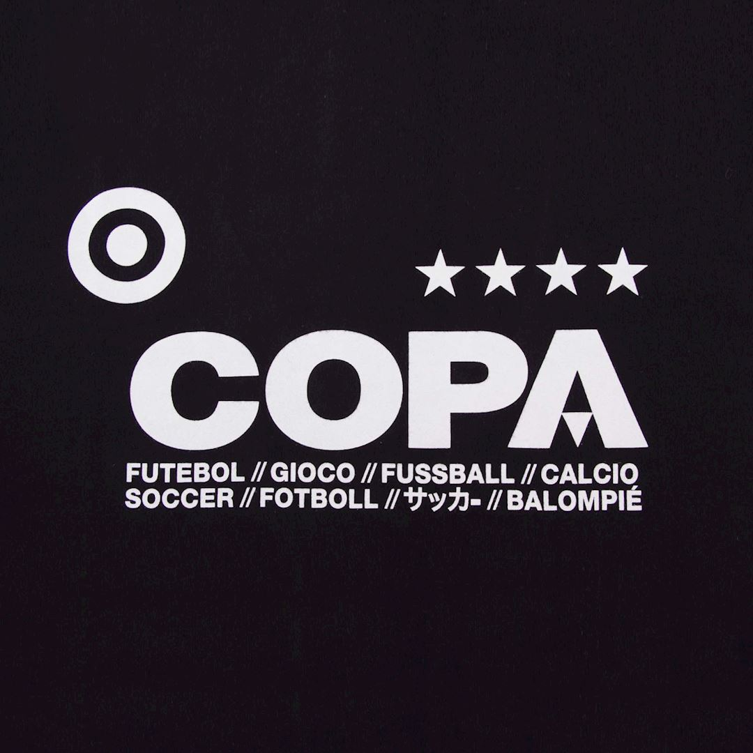 COPA Basic T-Shirt | Black | 2 | COPA