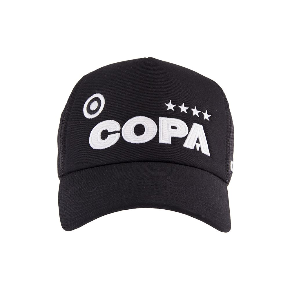 COPA Campioni Black Gorra Trucker | 2 | COPA