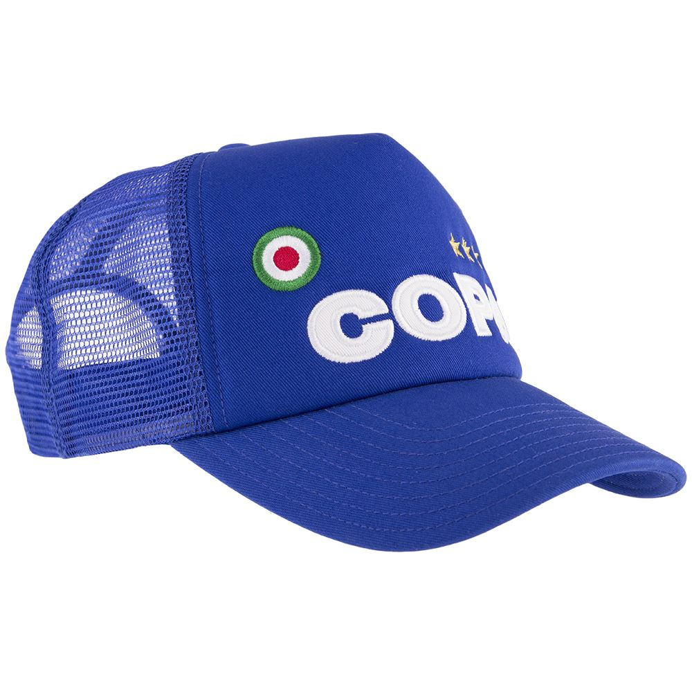 COPA Campioni Blue Trucker Cap | 3 | COPA