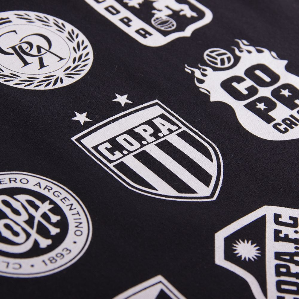 COPA Crests T-Shirt   3   COPA