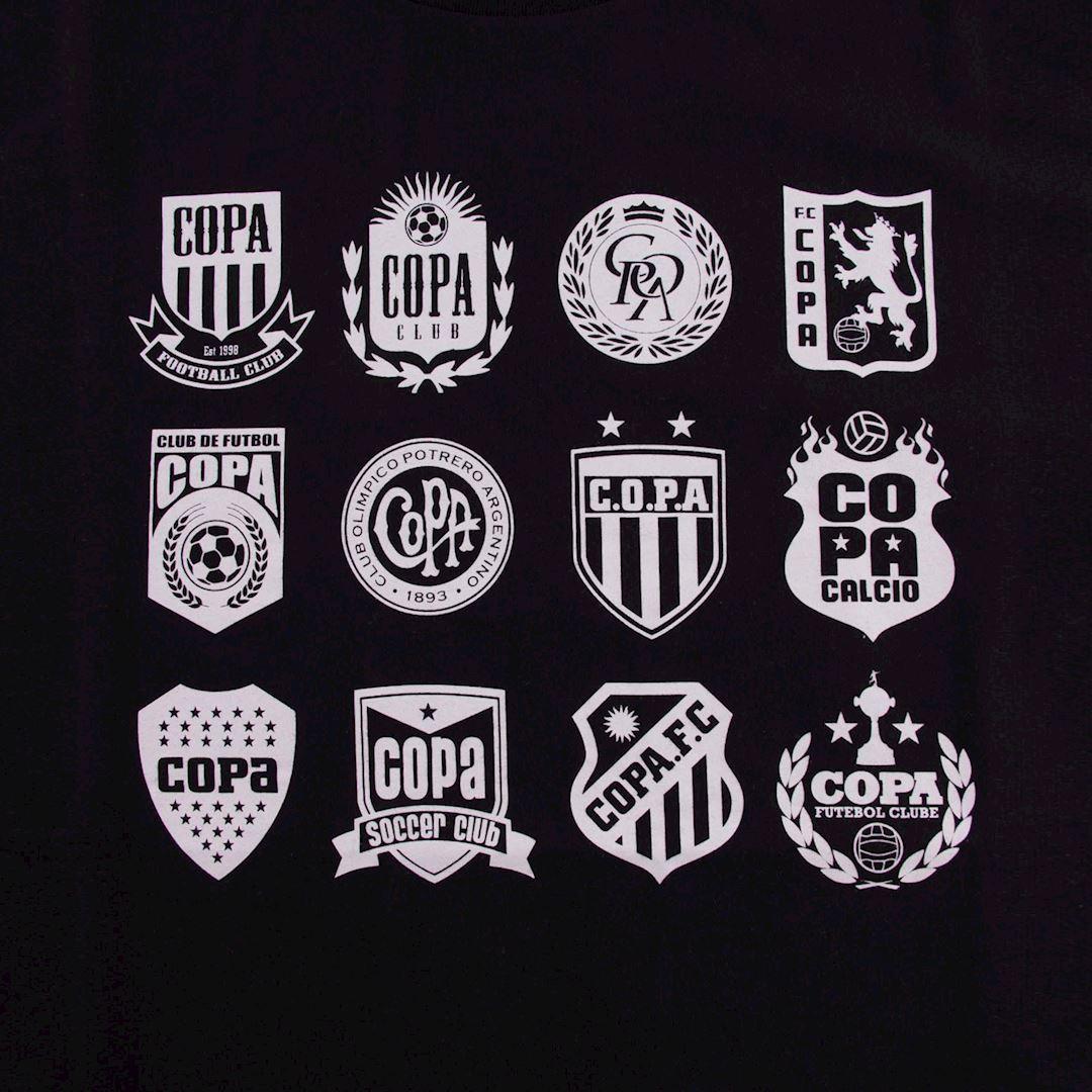 COPA Crests T-Shirt   2   COPA