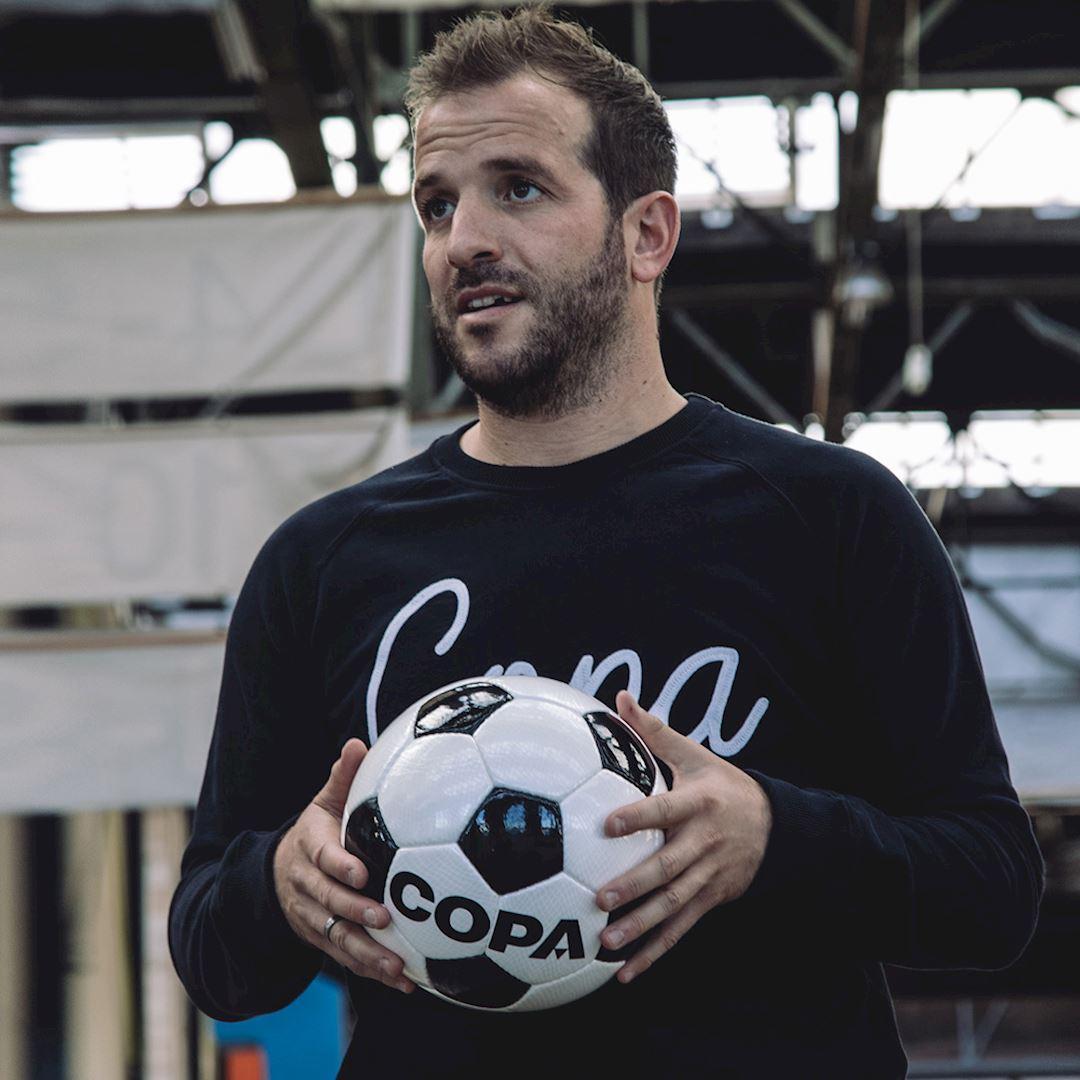 COPA Match Football Black-White | 5 | COPA