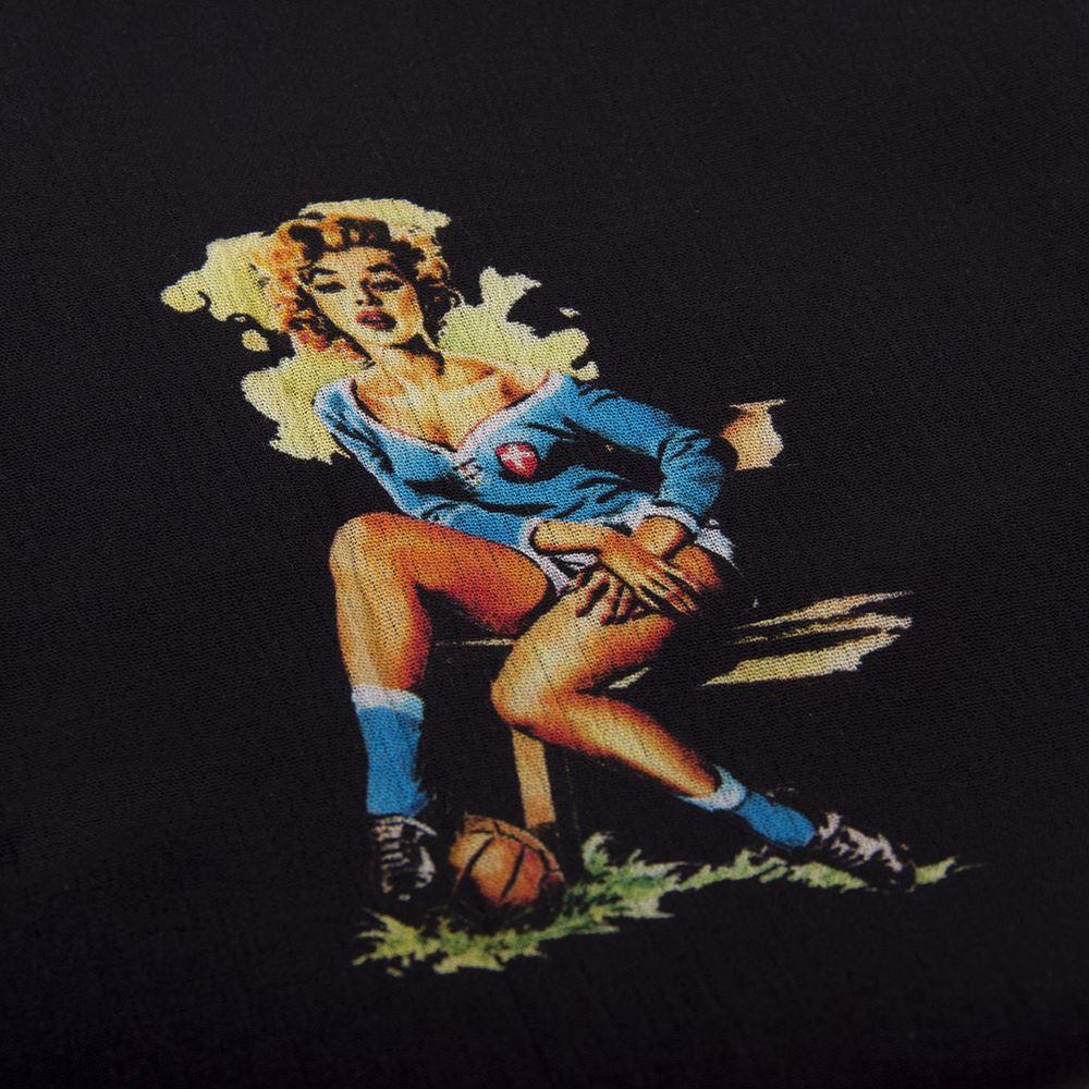 Calcio Donna Camp Collar Shirt | 4 | COPA