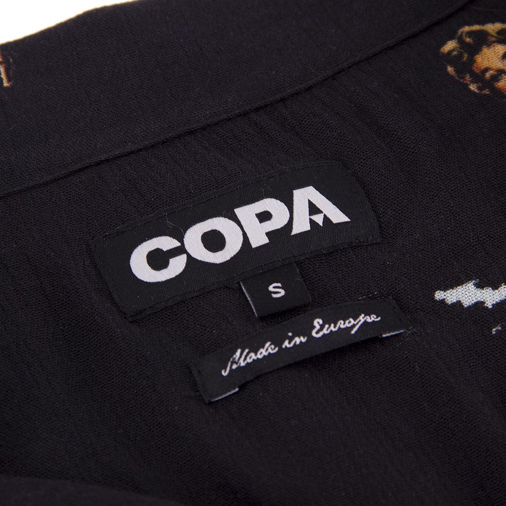 Calcio Donna Camp Collar Shirt | 5 | COPA
