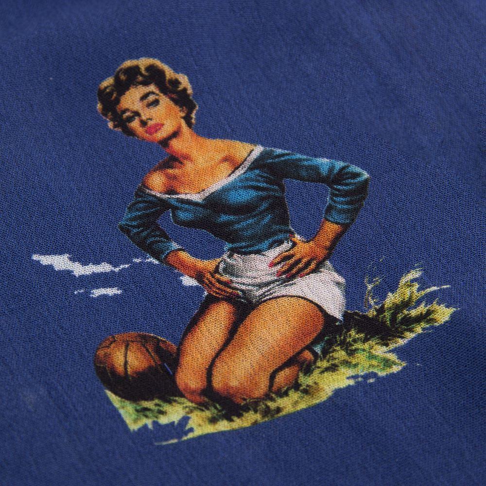 Calcio Donna Camp Collar Shirt | 3 | COPA