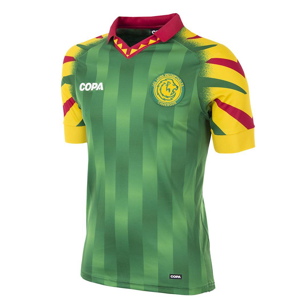 Cameroon Football Shirt   1   COPA