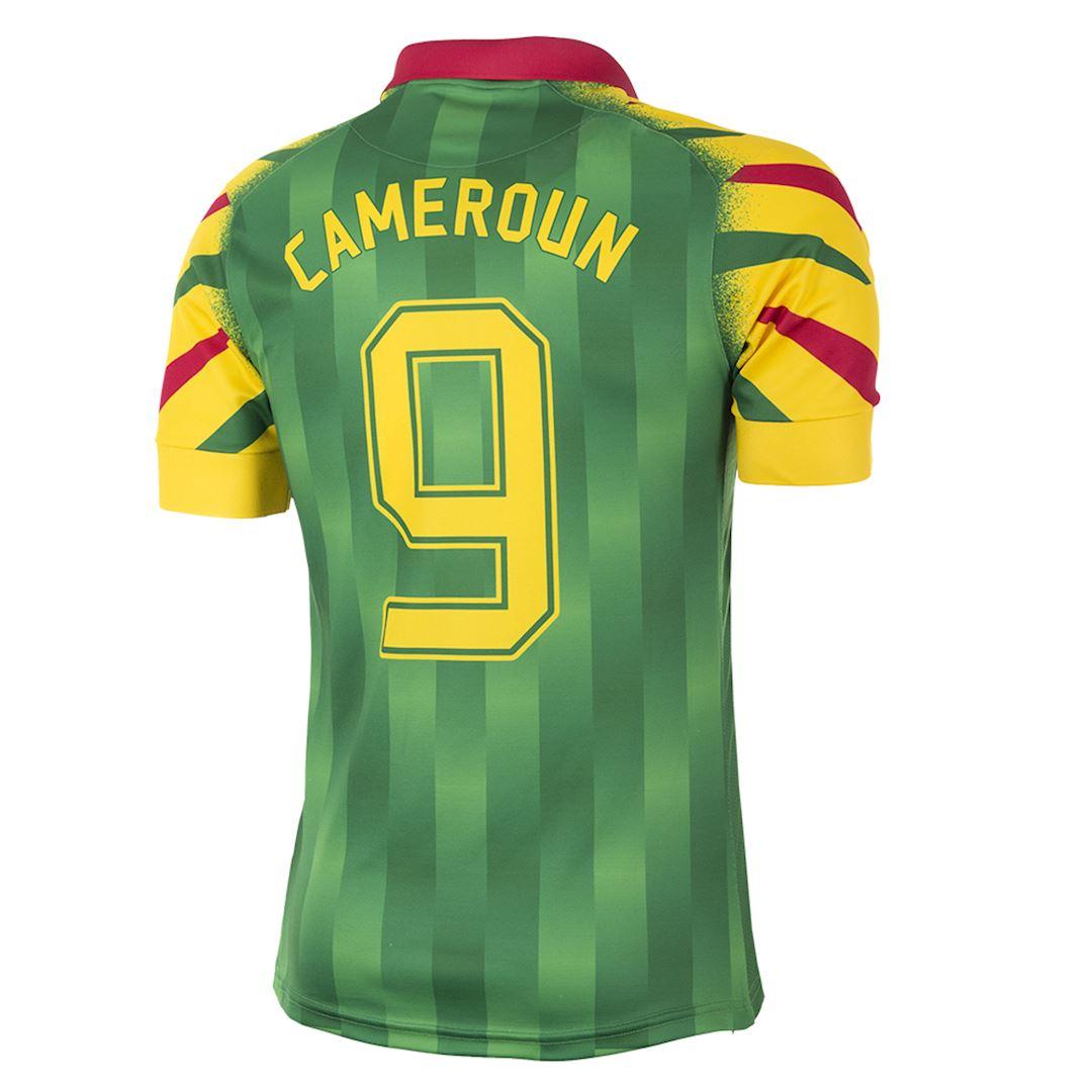 Cameroon Football Shirt   2   COPA