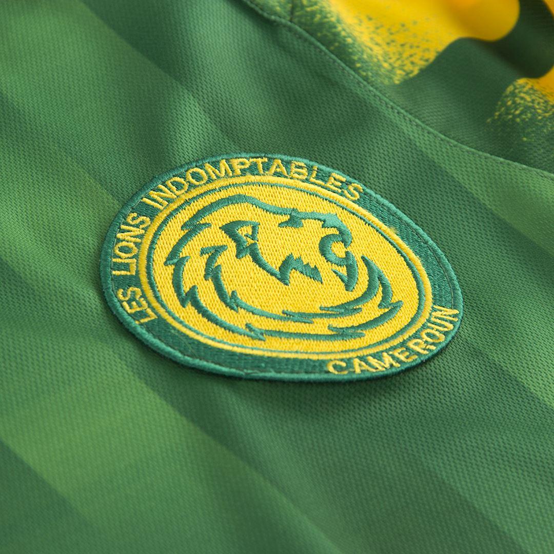 Cameroon Football Shirt   3   COPA