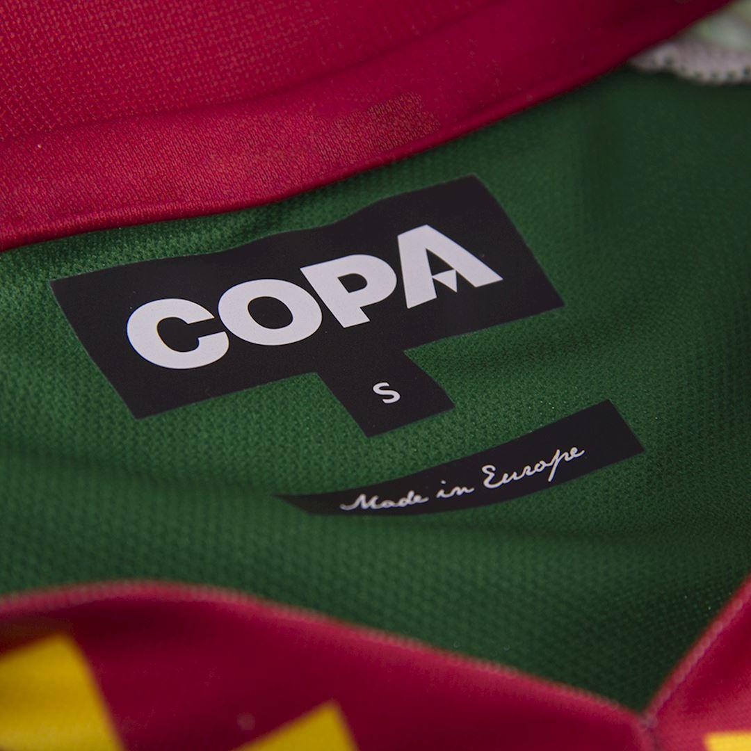 Cameroon Football Shirt   4   COPA
