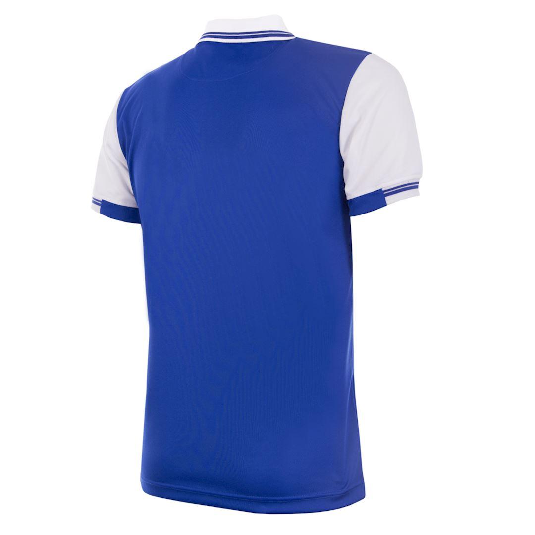 Cardiff City FC 1998 - 99 Retro Football Shirt | 4 | COPA