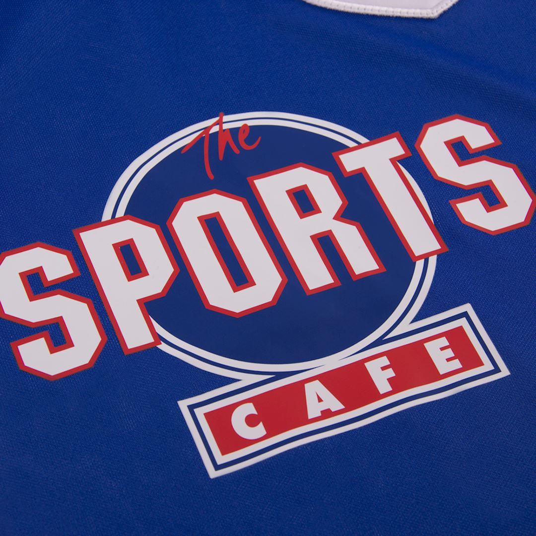Cardiff City FC 1998 - 99 Retro Football Shirt | 5 | COPA