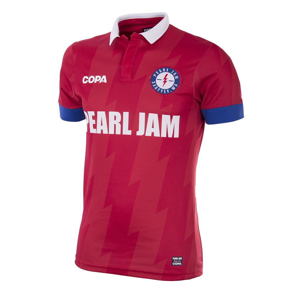 Chile PEARL JAM x COPA Football Shirt   1   COPA