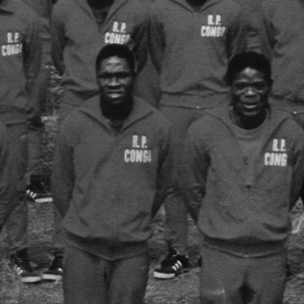 Congo 1972 Retro Football Jacket | 2 | COPA