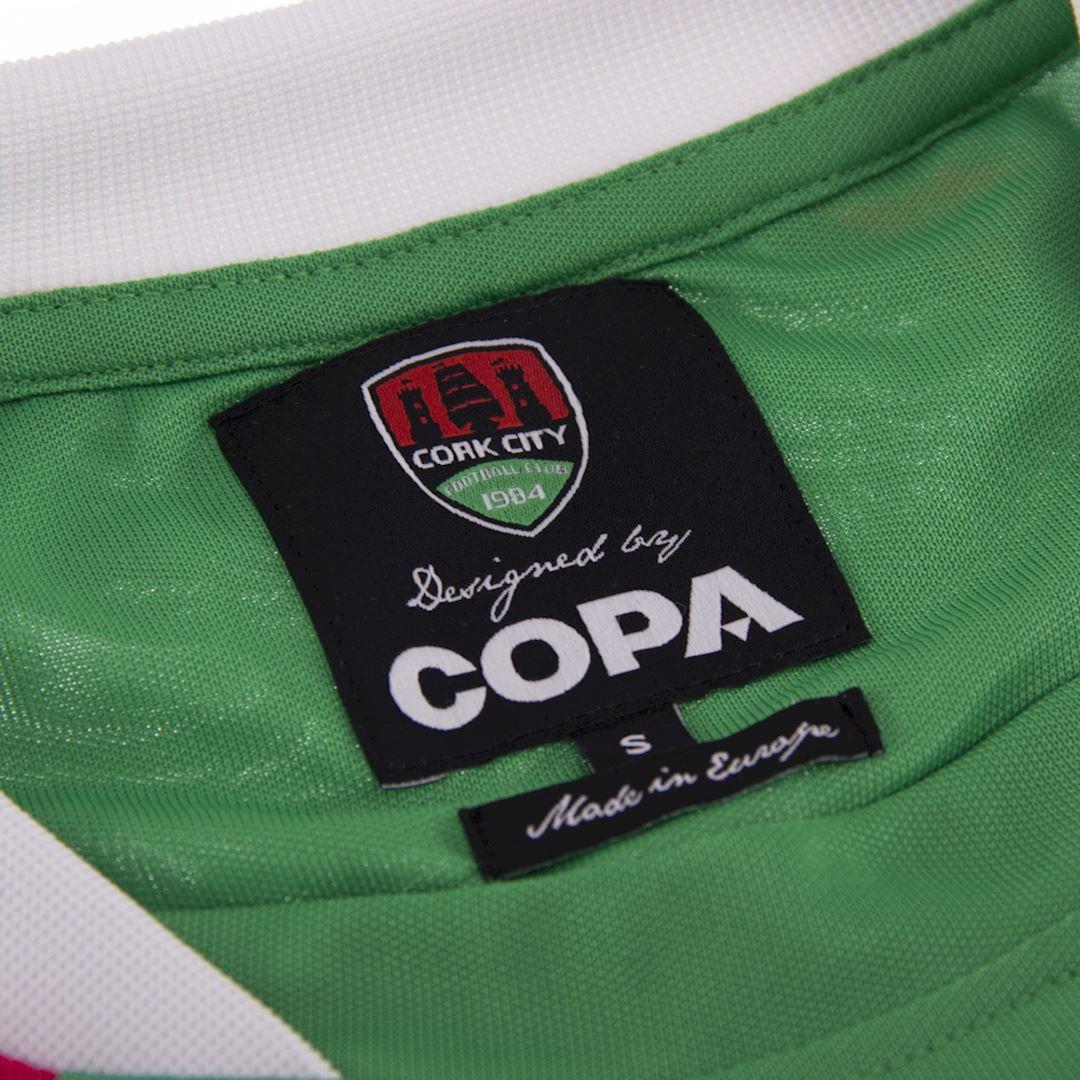 Cork City FC 2004 - 05 Retro Football Shirt | 5 | COPA