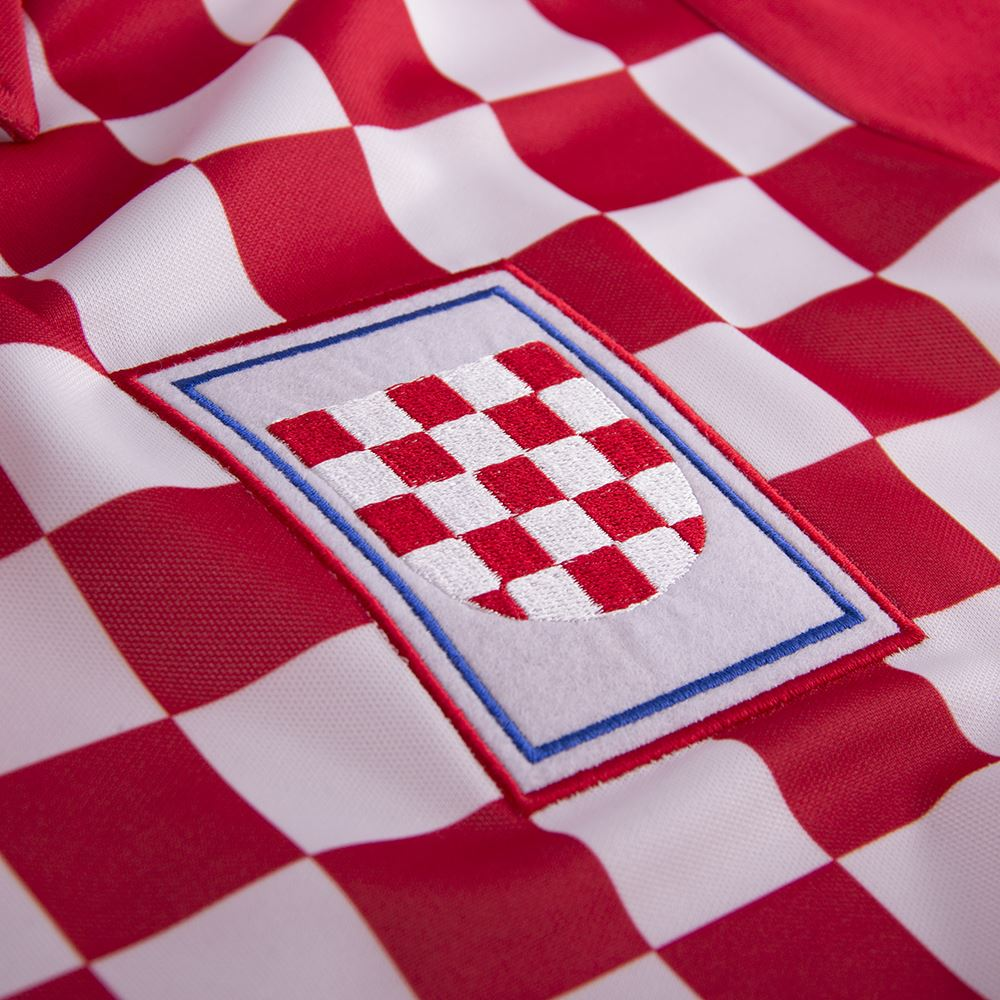 Croatia 1992 Retro Football Shirt | 3 | COPA