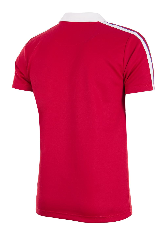 Czechoslovakia 1976 Retro Football Shirt | 4 | COPA